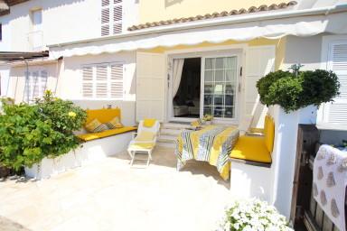 Maison avec 2 terrasses et amarrage 10m