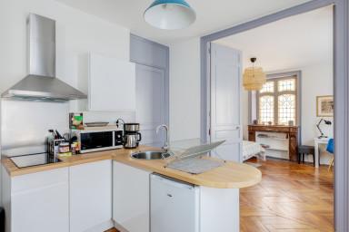Appartement charmant au coeur de Lille - W475