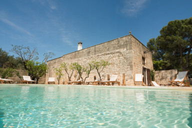 Masseria Tarsia Incuria: Authentic Farmhouse with private pool