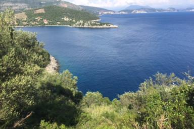 Οικόπεδα με αποκλειστική πρόσβαση στην θάλασσα προς πώληση στα Σύβοτα