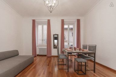 Babuino Appartamento con Palestra.
