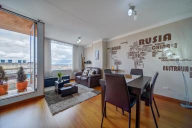 Comfy & Modern Condo in Bogota