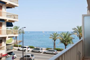 T2 spacieux avec balcon et vue sur mer