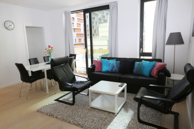 Sonderland Apartments - Dronning Eufemias gate 47 (Sleeps 8 - 2 BR / 1 BA)