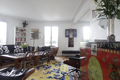 T4 spacieux, duplex avec balcon et vue
