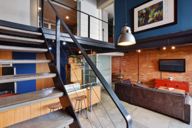Astorga Lofts 703 Urban Duplex Loft