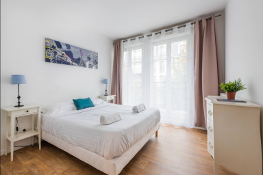 3 BEDROOMS PREMIUM APARTMENT 8 PERSONNES DISNEY 2mn PARIS 30mn VAL D'EUROPE
