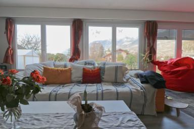 Grande maison au centre du Valais et proche stations de ski