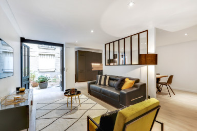 Beautiful townhouse 2Bed/2Bath - 120 sqm - Paris 16th Maison de la radio
