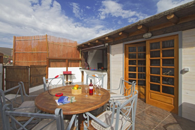 Eco Lodge is created for a warm and welcoming feel