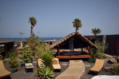 Eco Casita a perfect place to make the most of the sunny climate