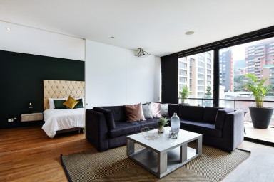 Luxury 2 bedrooms + balcony - Energy 801