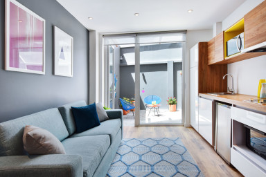 Urban Heights 104 - Trendy Studios in Exciting Chapinero Alto