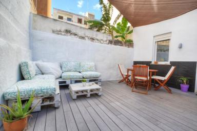 Spacious & Design Bellamar Apt with PRIVATE TERRACE, near to SEA PROMENADE
