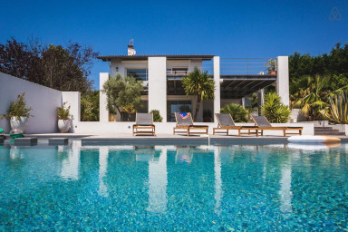 PANORAMA · KEYWEEK Villa Vue Montagne, Cheminée, Piscine et Sauna à Bidart