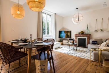 Appartement de Style Exotique à Bayonne Centre-Ville