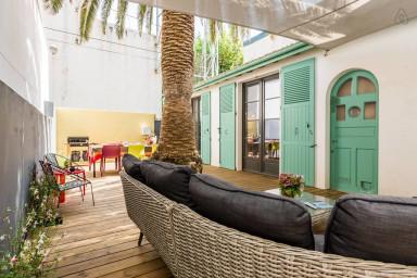 Keyweek Maison de ville avec Terrasse à Biarritz à 5 minutes de la plage