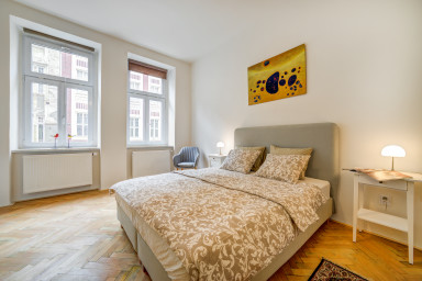 Two-bedroom Apartment in the City centre