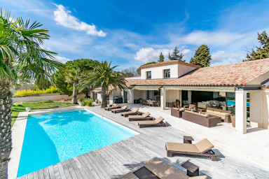 Villa Secreta - Enjoy exclusive holidays in Aix