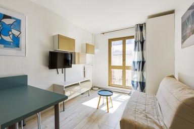 Charmant studio proche de Montmartre à Paris