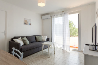 Appartement lumineux proche du centre-ville de Cannes