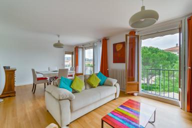 Appartement Giono - Accès facile à Aix et terrasse
