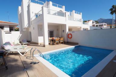 Nerja Paradise Rentals - Villa Bonilla