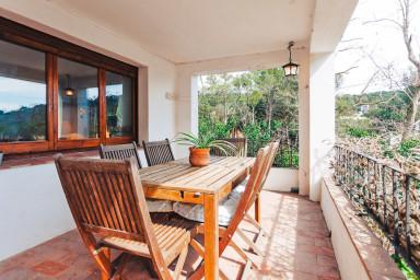 Tamariu Perica - Apartamento con agradable terraza a 150m de la playa