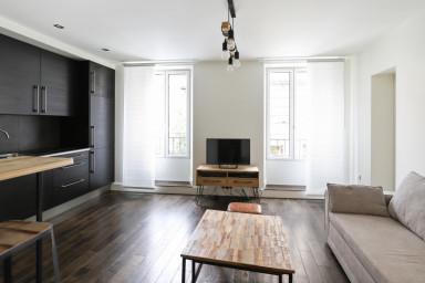 Appartement moderne à Boulogne, proche Paris