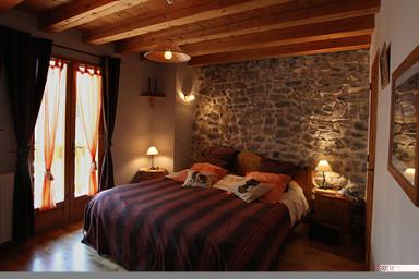 La Montagnolle, chambre d'hôtes La Roche Méane - Sylvianne Berthet