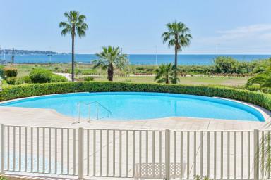 Bel appartement avec piscine à Juan-les-Pins/Antibes/Golfe-Juan