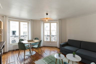 Charmant appartement traditionnel au coeur de Paris