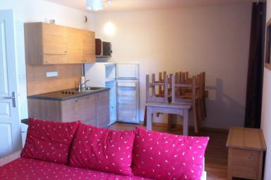 Appartement tout équipé dans Résidence récente - N°6 La Meije Blanche