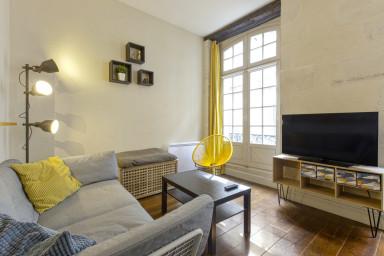 Appartement chaleureux au coeur de la vieille ville de Bayonne - Welkeys