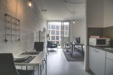 Studio moderne à Lausanne
