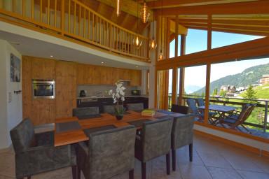 Bella Vista Penthouse Weisshorn
