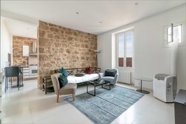 Superbe appartement de charme en plein centre de Beausoleil