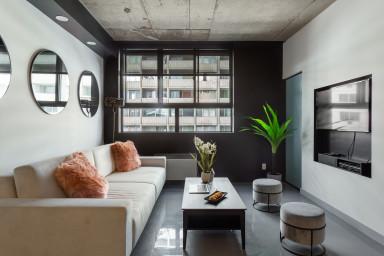 Fully furnished 1 bedroom studio Ville-Marie district