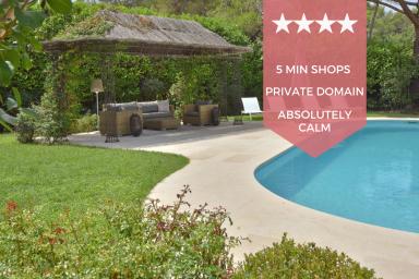 ❤️ RARE ❤️ Villa d'architecte dans domaine privé ❤️ 5 chambres