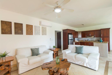 Modern Updated 2 Bedroom Condo Sosua Ocean Village