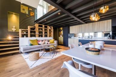 Appartement Keyweek en duplex avec terrasse et vues mer à Biarritz