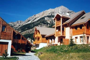 Chalet Le Barlèt: 2/3 pers Hameau des Chazals Nevache Hautes Alpes