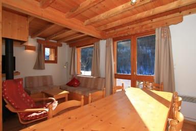 Chalet L'Aoùro  Hameau des Chazals Nevache Hautes Alpes