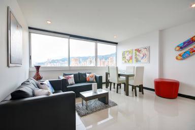 furnished apartments medellin - Nueva Alejandria 2307