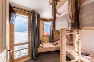 Val Thorens, Nazca C6: Moderne und sehr komfortable Wohnung, 10-12 Personen