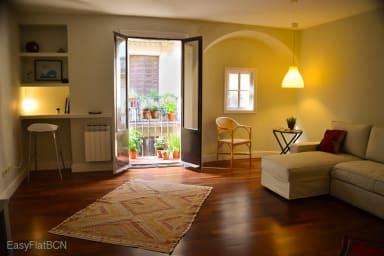 Precioso y céntrico - Sant Pere 2; wifi, ideal para parejas & trabajadoras