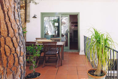 Tamariu 2 - Duplex with garden in Tamariu Center + free wifi!