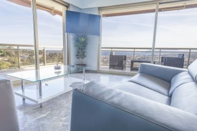 IMMOGROOM- 3***Superb seaview -Tennis - heatel pool - BEACHES/CONGRESS