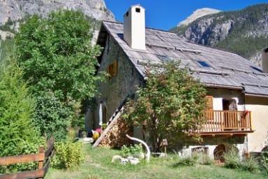 La maison, location de vacances Les Acles à Névache