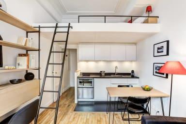 Magnifique appartement à Saint-Germain-des-Prés